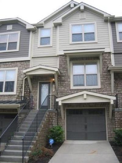 Nashville Condo/Townhouse For Sale: 1033 Woodbury Falls Dr