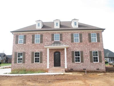 Murfreesboro Single Family Home For Sale: 828 Stone Mill Circle
