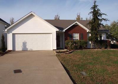 Murfreesboro Single Family Home Under Contract - Showing: 150 Lansdan Drive