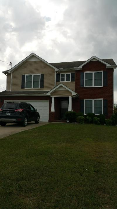 Rutherford County Single Family Home For Sale: 402 Glenmore Ct