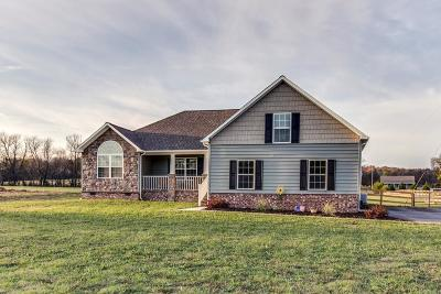 Culleoka Single Family Home For Sale: 3018 Valley Creek Rd