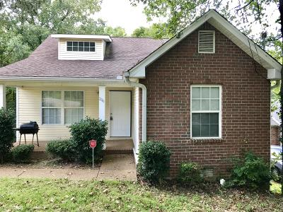 Davidson County Single Family Home For Sale: 2841 Old Matthews Rd