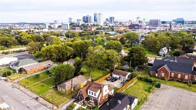 Nashville Single Family Home For Sale: 1307 Meharry Blvd