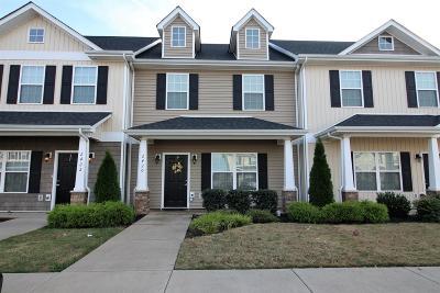 Murfreesboro Condo/Townhouse For Sale: 2420 New Holland Cir #2420