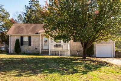 Smyrna Single Family Home Under Contract - Showing: 1305 Reinfield Ct