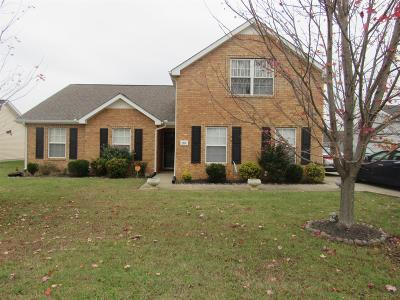 Murfreesboro Single Family Home For Sale: 1824 Saint Andrews Dr