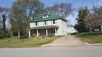 Lawrenceburg Single Family Home For Sale: 338 Waterloo St