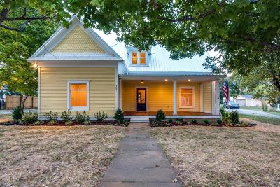 Portland Single Family Home Under Contract - Showing: 205 College St
