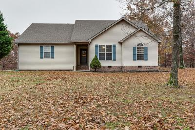 Hampshire Single Family Home Under Contract - Showing: 373 Overhead Bridge Rd