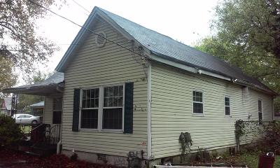 Nashville  Single Family Home For Sale: 1523 16th Ave North