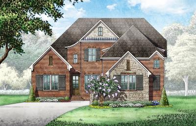 Thompsons Station Single Family Home Under Contract - Showing: 3148 Pleasantville Bridge Rd
