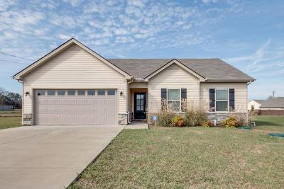 Murfreesboro Single Family Home For Sale: 1010 Shallow Water Way