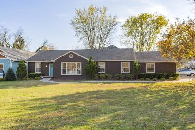 Single Family Home For Sale: 2200 Porter Rd