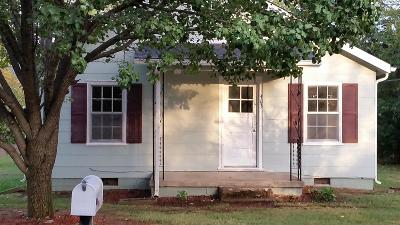 Shelbyville Single Family Home For Sale: 403 Ray St