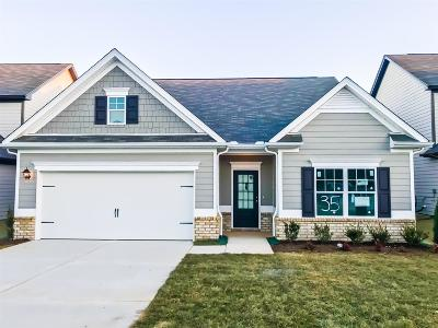 Spring Hill Single Family Home For Sale: 912 Carnation Drive