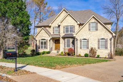 Clarksville Single Family Home For Sale: 837 Salisbury Way