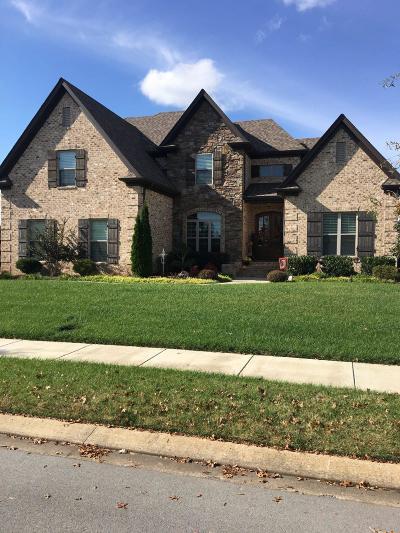 Murfreesboro Single Family Home For Sale: 2026 Fairhaven Ln
