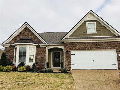 Spring Hill Single Family Home Under Contract - Showing: 5022 Colton Dr