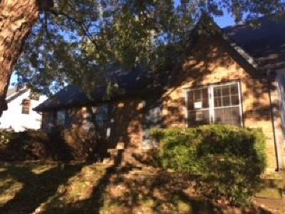 Christian County, Ky, Todd County, Ky, Montgomery County Single Family Home For Sale: 1808 Colt Dr