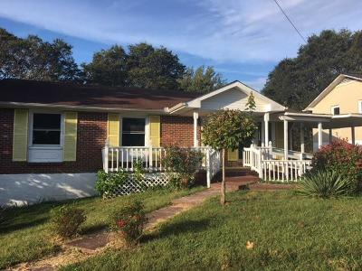 Clarksville Single Family Home For Sale: 1348 Paradise Hill Rd