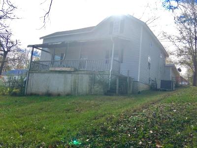Clarksville TN Single Family Home For Sale: $65,000