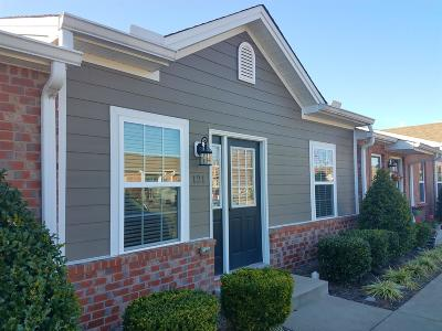 Wilson County Condo/Townhouse Under Contract - Showing: 1040 Charlie Daniels Pkwy Apt 1 #121