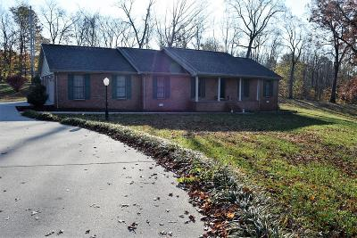 Christian County Single Family Home Under Contract - Showing: 1681 Lovers Lane