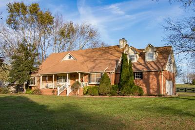 Columbia Single Family Home For Sale: 1789 Seavy Hight Rd
