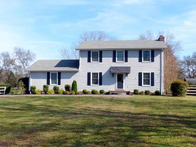 Gallatin Single Family Home For Sale: 124 Oakland Dr