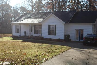 Dickson Single Family Home Under Contract - Showing: 153 Sherron Dr