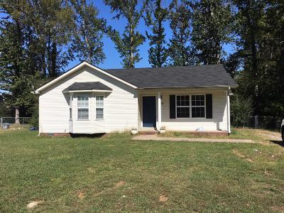 Rutherford County Rental For Rent: 2731 Lincoya Drive