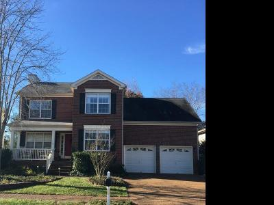 Franklin Single Family Home For Sale: 403 Essex Park Cir