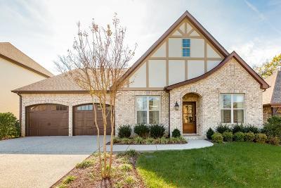 Gallatin Single Family Home For Sale: 1045 Vinings Blvd