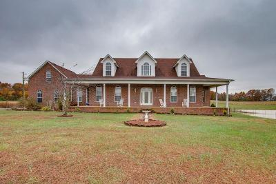 Springfield Single Family Home For Sale: 3960 Armstrong Rd