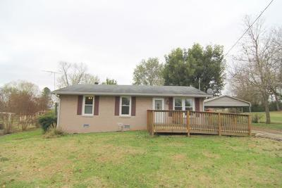 Single Family Home Sold: 302 Hanby Dr