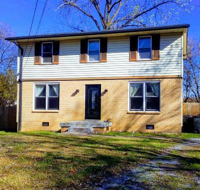 Hendersonville Single Family Home For Sale: 159 Cline Ave