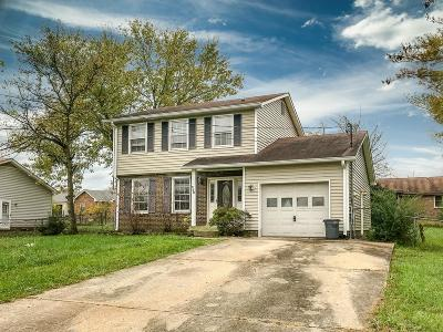 Clarksville Single Family Home For Sale: 290 Northwood Ter