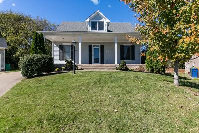 Clarksville Single Family Home For Sale: 702 Rainswood Ct