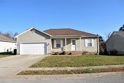 Christian County Single Family Home For Sale: 993 Wing Tip Circle
