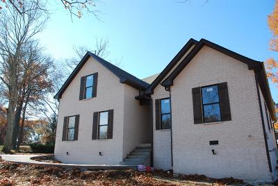 Goodlettsville Single Family Home For Sale: 2033 Virginia Ave
