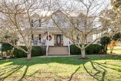 Columbia Single Family Home For Sale: 1244 Redbud Ln