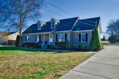 Murfreesboro TN Single Family Home Sold: $219,900