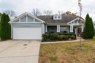 Mount Juliet Single Family Home For Sale: 2125 Erin Ln