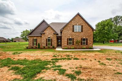 Lebanon Single Family Home Under Contract - Showing: 8466 Carthage Hwy