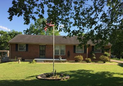 Columbia Single Family Home For Sale: 113 Pleasant Dr
