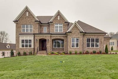 Nolensville Single Family Home For Sale: 300 Conoga Dr., Lot 1913