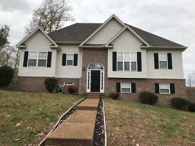 Old Hickory Single Family Home For Sale: 3000 Darrington Way