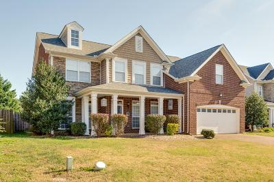 Spring Hill Single Family Home For Sale: 1007 Tanyard Springs Dr