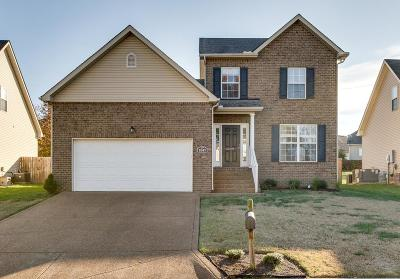Spring Hill  Single Family Home Under Contract - Showing: 1047 Golf View Way
