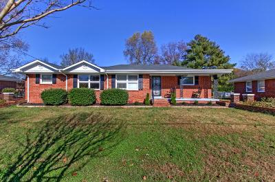 Single Family Home For Sale: 918 Glenwood Dr